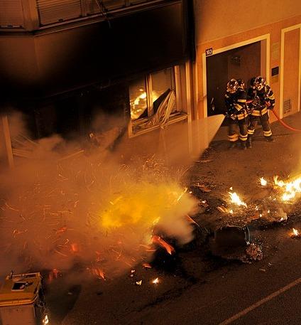 L'incendiaire allumait les feux toujours dans des immeubles appartenant à  Sodineuf et dans le même quartier (Photo d'illustration : Flickr/Michel Valéro)