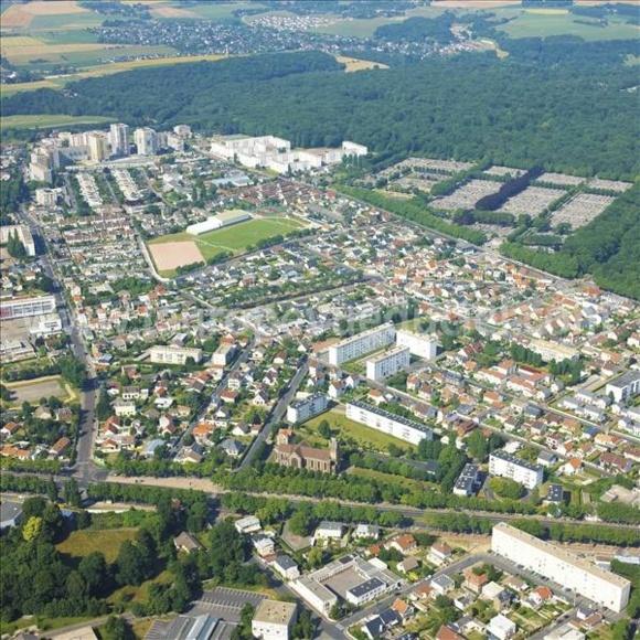 La ZUP Mont-Gaillard est un principaux quartiers de la ville du Havre