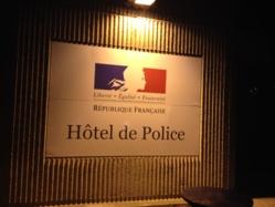Le cambrioleur présumé des Pompes funèbres a été placé en garde à vue à l'hôtel de police  (Photo @Infonormandie)