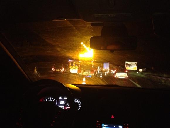 37 personnes ont trouvé la mort dans des accidents sur les routes de l'Eure depuis le 1er janvier 2013. Le préfet appelle à la prudence pour ne pas alourdir ce bilan pendant les fêtes (Photo @InfoNormandie)