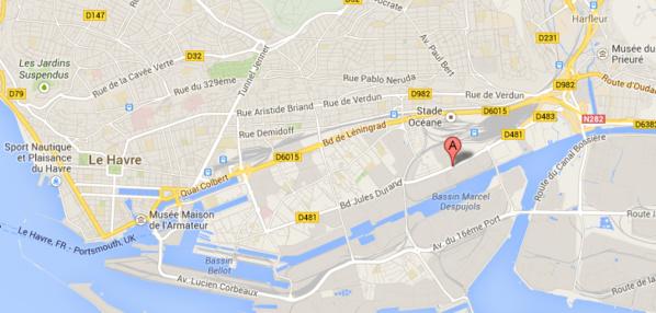 Début d'incendie au Havre : un immeuble évacué, une personne hospitalisée