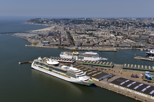 Le port du Havre (Photo DR)