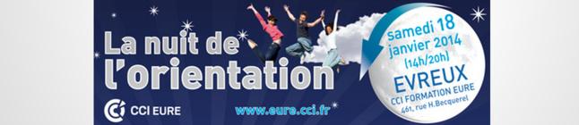 Nuit de l'orientation à Evreux : un millier de visiteurs attendus samedi 18 janvier