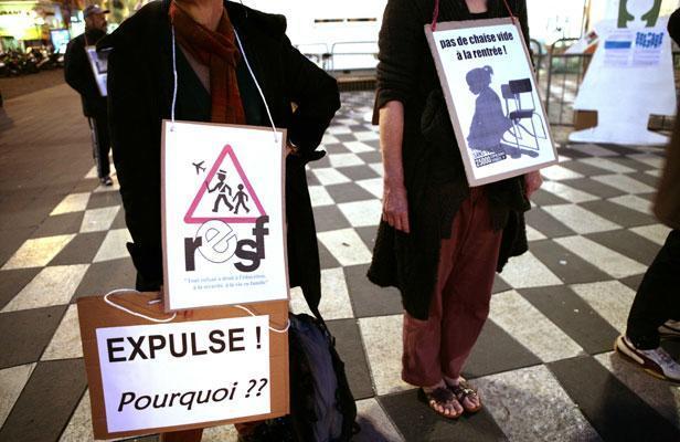 RESF entend s'opposer à la mesure d'expulsion prise par le préfet de Seine-Maritime (Photo d'illustration)