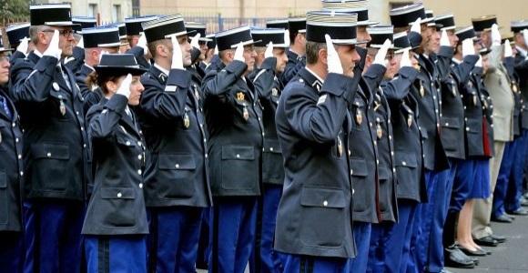 Chaque année, un hommage est rendu aux militaires de la gendarmerie décés dans l'exercice de leurs fonctions (Photo d'illustration)
