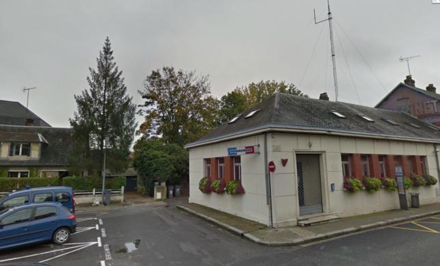 Les gendarmes ont passé près de 20 heures à rechercher, de nuit comme de jour, l'adolescente disparue  (@Google Maps)