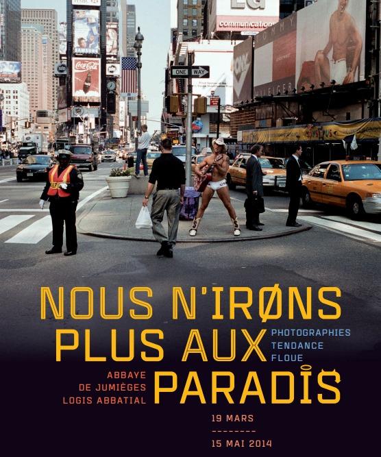 L'affiche de l'exposition qui réunit un collectif de 13 photographes