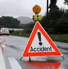 La voiture fait des tonneaux sur l'A13 dans l'Eure : le conducteur est tué sur le coup