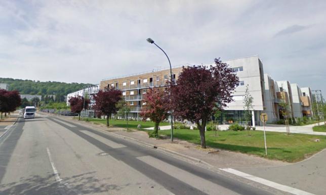Les violences se sont produites à proximité de cette cité, rue de l'Etang @Google Maps