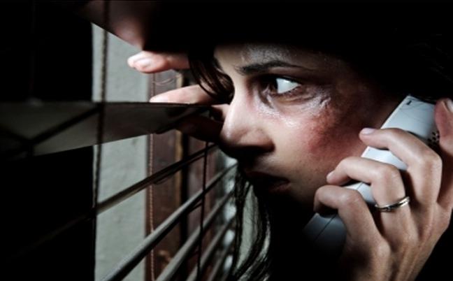 Grâce à la géolocalisation de son téléphone portable, une femme en danger peut être secourue rapidement (Photo d'illustration @blog femmesbattues)