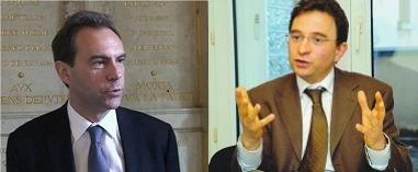 Guy Lefrand l'emporte face au maire sortant Michel Champredon