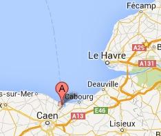 Trois personnes prises au piège par la marée secourues ce mardi soir à Ouistreham