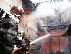 Une vingtaine de pompiers ont lutté contre le feu qui a ravagé la toiture et lre premier étage de l'habitation (Photo d'illustration)