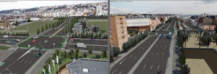 La ville du Havre lance un vaste chantier de travaux routiers