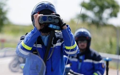 Contrôles routiers autour de Bernay : 25 infractions dont 16 à la vitesse relevées en quatre heures