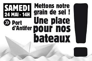 """Ils manifesteront samedi 24 mai : les """"papys"""" pêcheurs entrent en résistance à Saint-Jouin-Bruneval"""