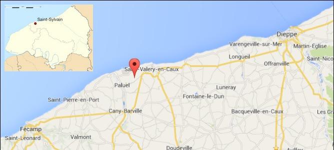 Un automobiliste de 34 ans trouve la mort sur le CD 68 près de Saint-Valéry-en-Caux