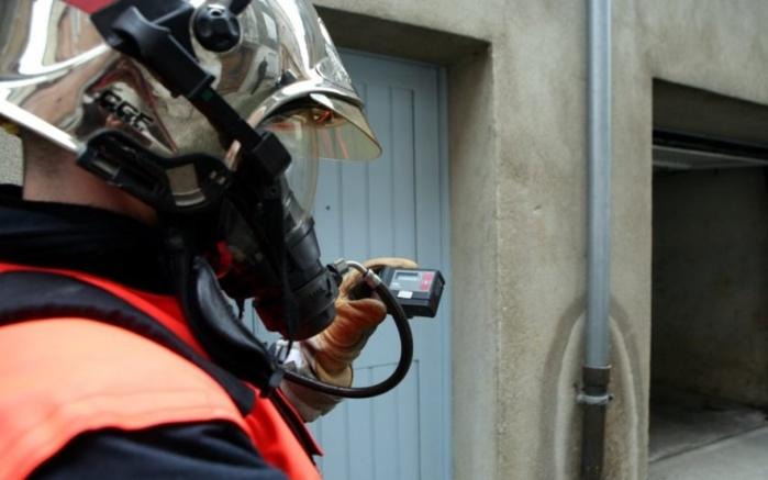 Les pompiers ont pu mesurer un taux important de CO dans le garage où les deux victimes ont été retrouvées (Photo d'illustration)