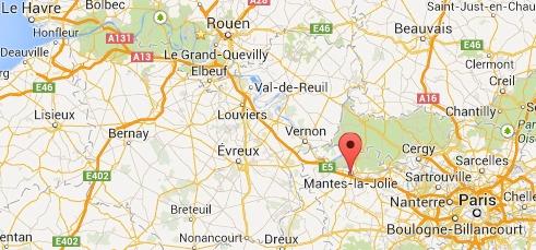 Un jeune homme découvert mort dans la rue à Mantes-la-Ville
