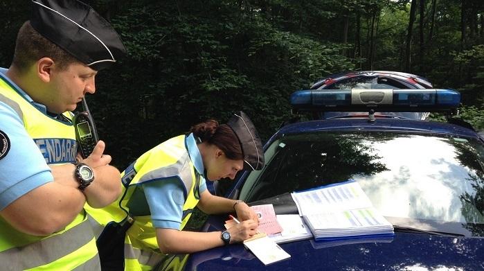 70 996 excès de vitesse ont été relevés par les gendarmes sur les routes de l'Eure (photo@infonormandie)