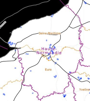 Politique de la ville : la nouvelle carte des 24 communes de Haute-Normandie qui seront aidées