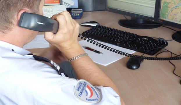 Le standard de police-secours à Rouen reçoit des milliers d'appels chaque mois. Parfois aussi des appels malveillants (Photo DDSP)