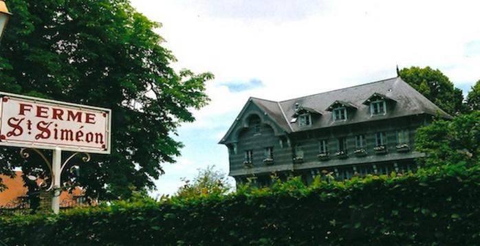 Le relais-château, niché sur les hauteurs de Honfleur, est un des plus luxueux hôtel de la région