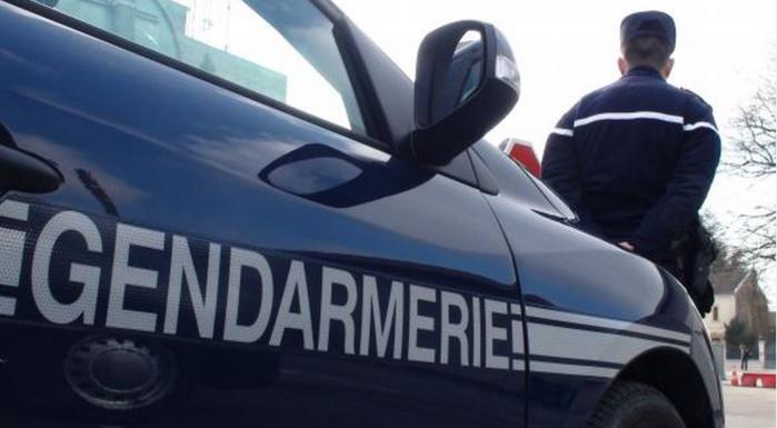 Les gendarmes n'ont pas ménagé leurs efforts pour tenter de retrouver l'homme à la Mercedes (Photo d'illustration)