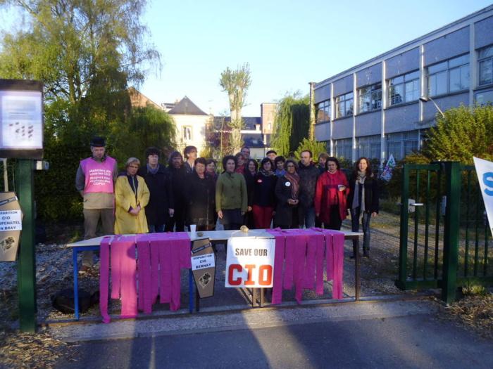 Depuis quelques mois déjà, des collectifs composés d'élus, d'enseignants, de parents et de salariés des centres d'information et d'orientation se sont formés pour s'opposer à la fermeture des CIO dans l'académie de Rouen ( Photo DR )