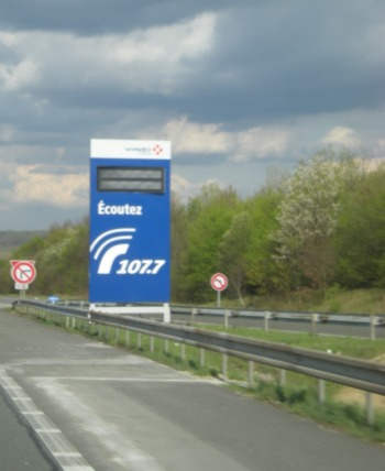 La Matmut, dont le siège est à Rouen, parraine le flash info trafic sur la radio des autoroutes