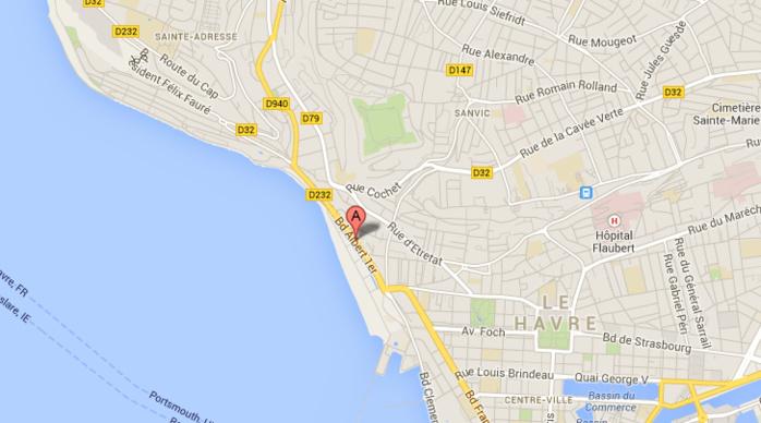 Un homme recherché après avoir tiré des coups de feu près de la plage du Havre