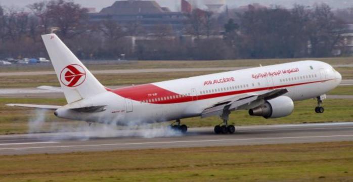 Un avion de la compagnie Air Algérie (Photo d'illustration)