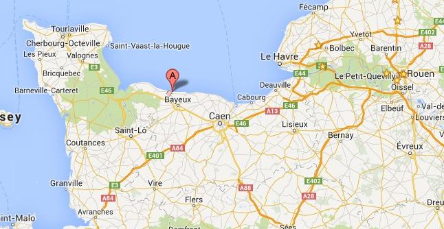 Un père de famille meurt en voulant sauver sa fille de la noyade à Port en Bessin