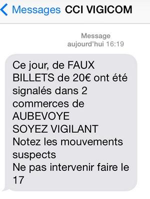 Alerte aux faux billets de 20€ : deux commerçants d'Aubevoye victimes dans l'Eure