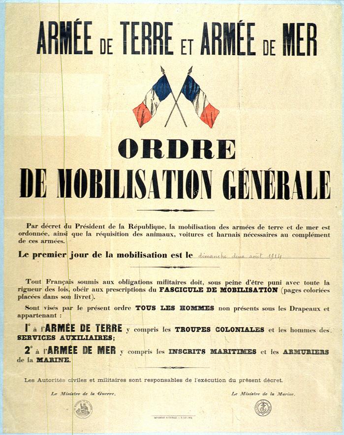 1914 - 2014 : les églises de Rouen sonneront le tocsin ce vendredi 1er août