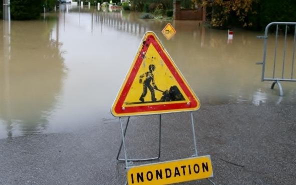 L'orage a été localisé essentiellement sur la ville du Havre, provoquant des inondations (Photo d'illustration)