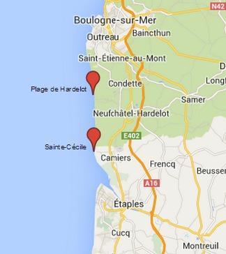Evacuation sanitaire : un couple de plaisanciers allemands secourus au large du Pas-de-Calais