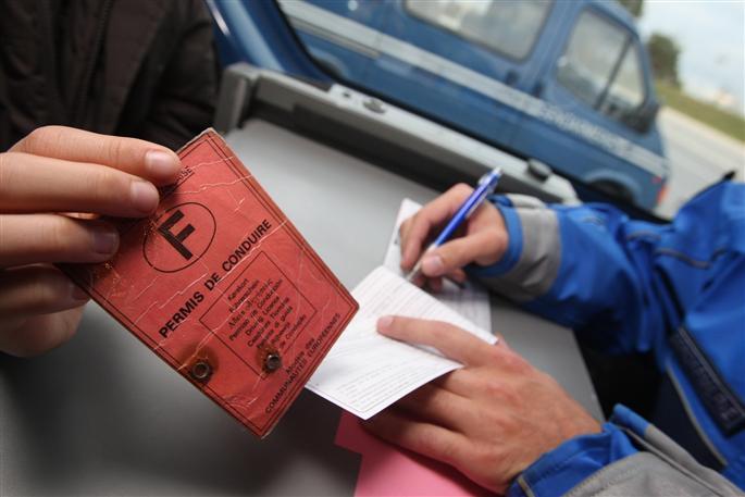 Dans l'Eure, pour une conduite sous l'emprise d'un état alcoolique (délit), la rétention administrative peut aller jusqu'à 6 mois. Mais c'est le tribunal correctionnel qui décide en dernier ressort de la durée du retrait  (Photo d'illustration)