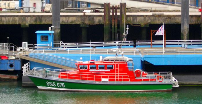 La vedette des sauveteurs en mer de Boulogne-sur-Mer est de toutes les sorties (Photo d'illustration)