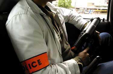 Les policiers en civil de la BAC ont été intrigués par l'individu qui faisait des allées et venues (Photo d'illustration)