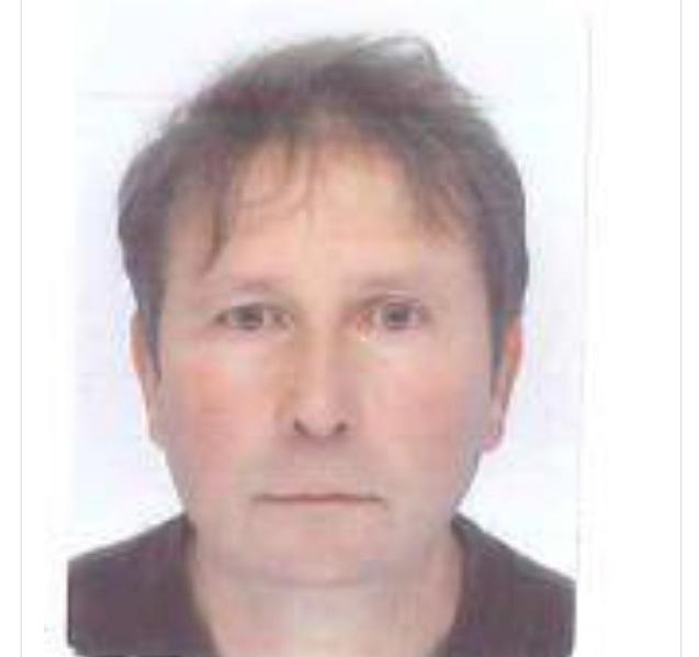 Didier Jeanvoine n'a pas donné signe de vie depuis vendredi matin, 22 août (photo : gendarmerie)