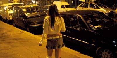 Si la prostitution n'est pas interdite en France, le racolage actif est lui réprimé (Photo d'illustration)
