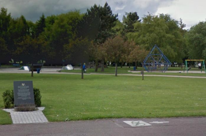 Le vol de la trottinette s'est produit au skatepark du parc public de l'Argilière (@Google Maps)