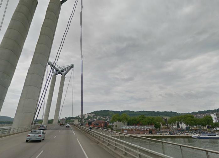 Le pont Flaubert (Photo d'illustration)