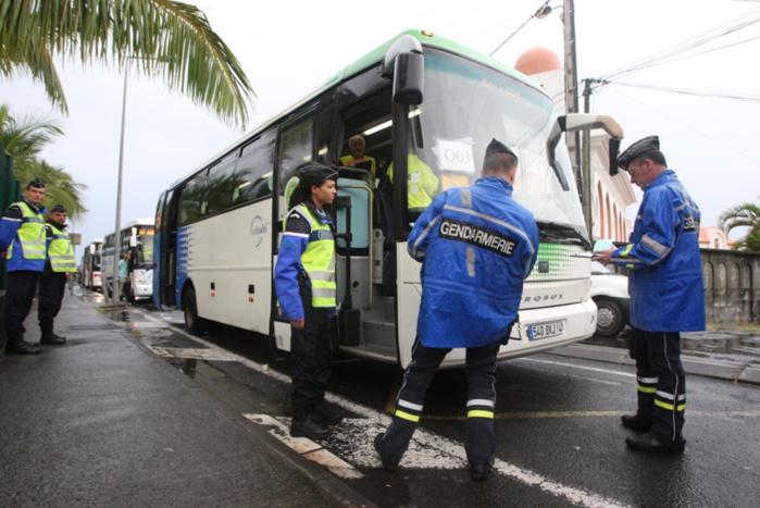 """""""Le transport quotidien des jeunes écoliers, des adolescents et des étudiants est un enjeu majeur de sécurité"""", affirme la préfecture de Seine-Maritime (Photo d'illustration)"""