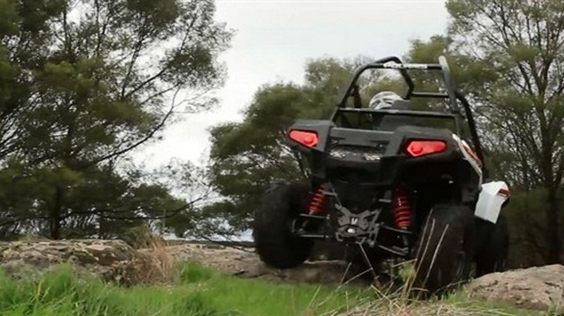 Le pilote d'un quad ou d'une moto non homologué encourt une amende 1 500€ et la saisie, dans certains cas, de l'engin (Photo d'illustration)