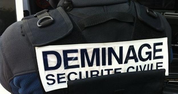 Comme l'exige la procédure, les démineurs de la sécurité civile ont été alertés (Photo d'illustration)