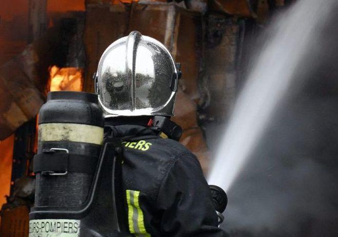 De gros moyens de lutte contre le feu ont été mobilisés (Photo d'illustration)