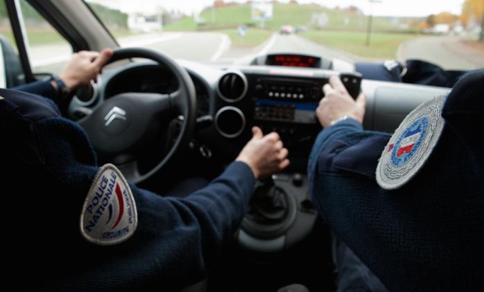 Les deux frères ont été interpellés en flagrant délit à 6 heures du matin dans une rue du Havre par un équipage de police-secours (Photo d'illustration DGPN)