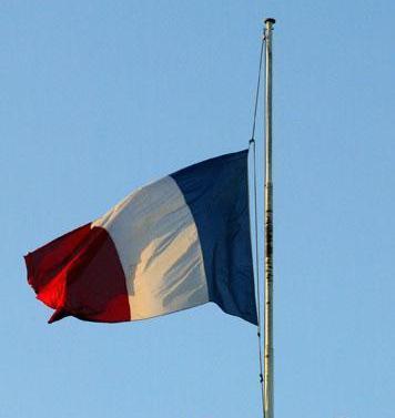 A la mémoire de Hervé Gourdel, les drapeaux en berne dans l'Eure jusqu'à dimanche